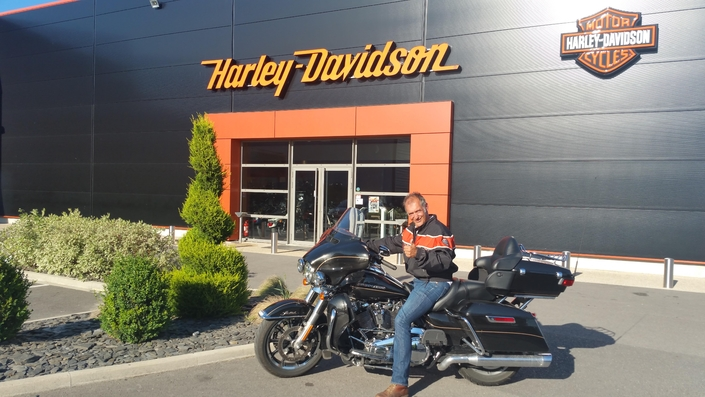 Harley-Davidson Discover More: le gagnant 2017 est français