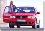 La Volkswagen Polo:   un costume pour la ville