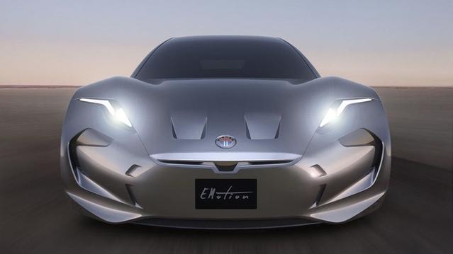 """Fisker revient avec """"Emotion"""" et ses 645km d'autonomie"""