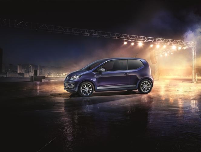 Volkswagen propose la série spéciale Up! Club