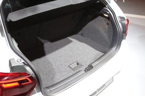 salon de francfort 2017 volkswagen polo mini golf. Black Bedroom Furniture Sets. Home Design Ideas