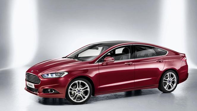 Mondial 2012 : voici la nouvelle Ford Mondeo