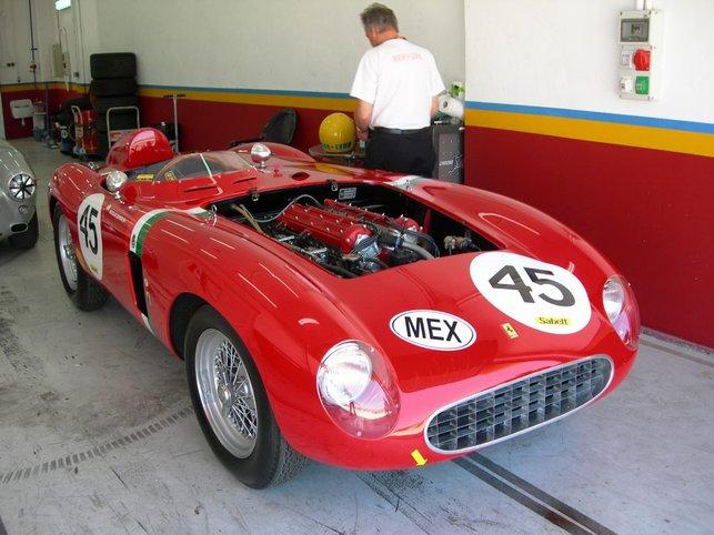 Ferrari Days à Valence (1/2): Une réunion exceptionelle !