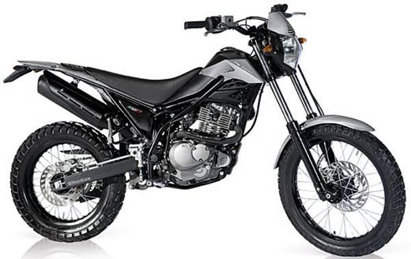 Nouveauté moto 2008 : Beta Urban 125 (et 200 cm3)