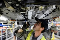France - Quand l'industrie automobile se réveille...