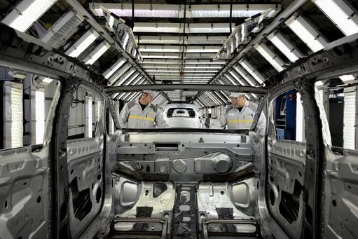 France - Quand l'industrie automobile se réveille...