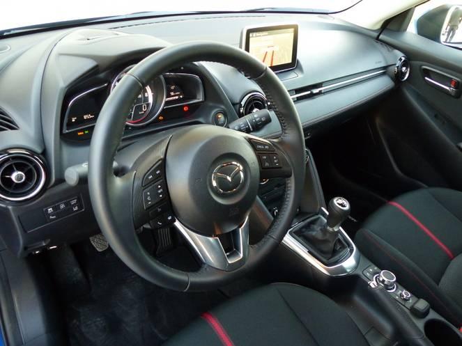 Essai vidéo - Mazda 2 : polyvalente douée