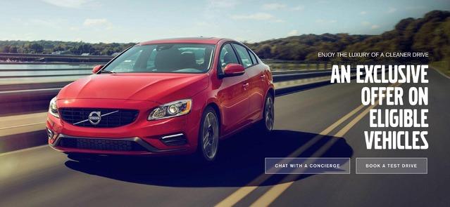 Volvo : des promotions pour les propriétaires d'une auto du dieselgate