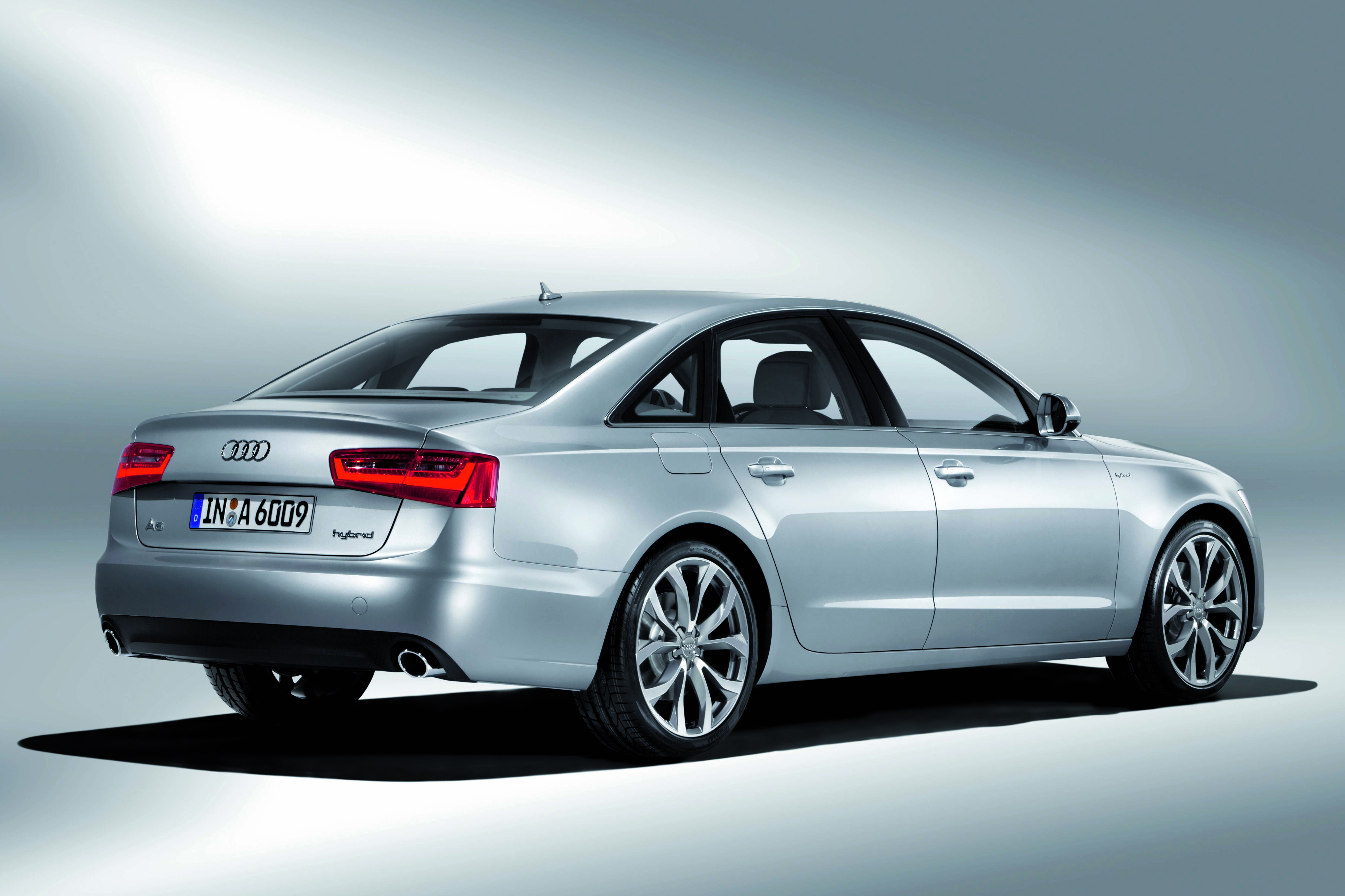 la nouvelle audi a6 hybrid en d tail. Black Bedroom Furniture Sets. Home Design Ideas