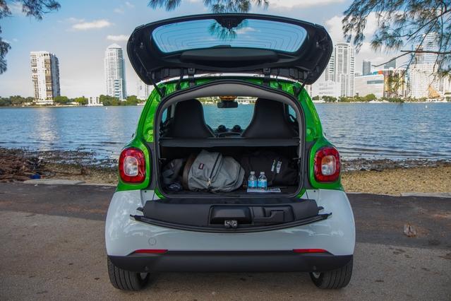 Essai - Smart Fortwo Electric Drive: jouet urbain par excellence