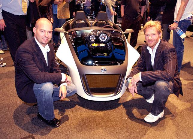Design Mazda : Van den Acker remplacé par Ikuo Maeda, Derek Jenkins succède à Von Holzhausen