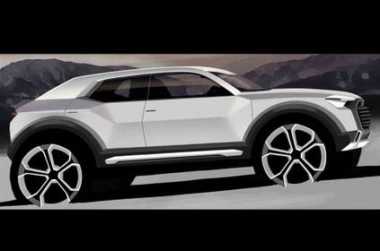 L'Audi Q1 officiellement programmé pour 2016