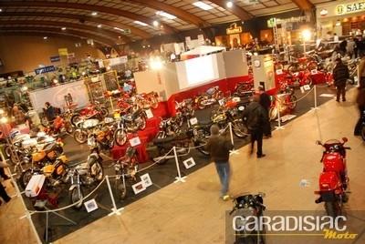 Moto Retro Weize édition 2011 : un succès bien mérité…