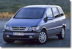 Opel Zafira : l'avis des utilisateurs