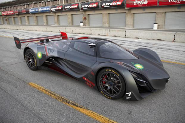 Vie et mort du concept car Mazda Furai : Top Gear avoue enfin