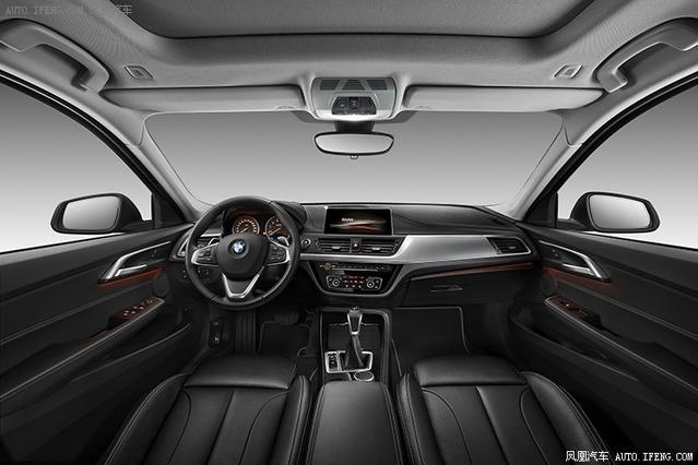 Scoop : voicil'intérieur de la future BMW Série 1 berline