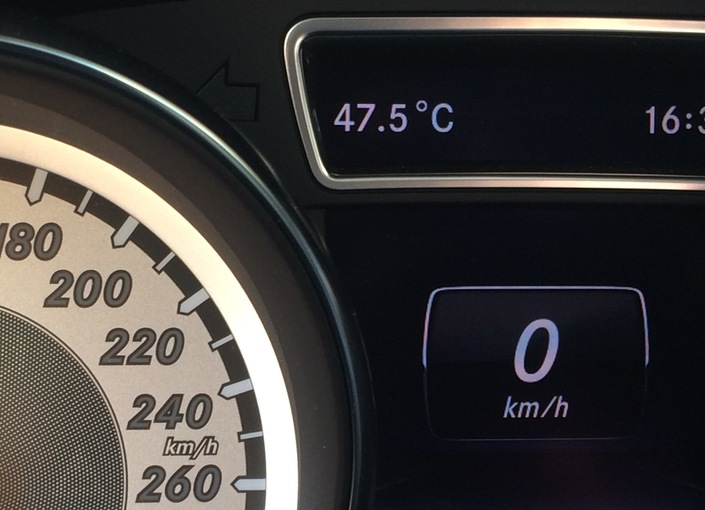 Canicule - Nos conseils pour affronter les grandes chaleurs en voiture