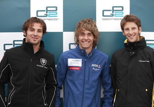 GP2 Nürburgring - Qualifs : Charles Pic partira devant