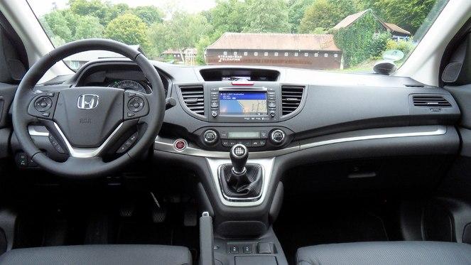 Essai vidéo - Honda CR-V : bien ficelé mais pas donné