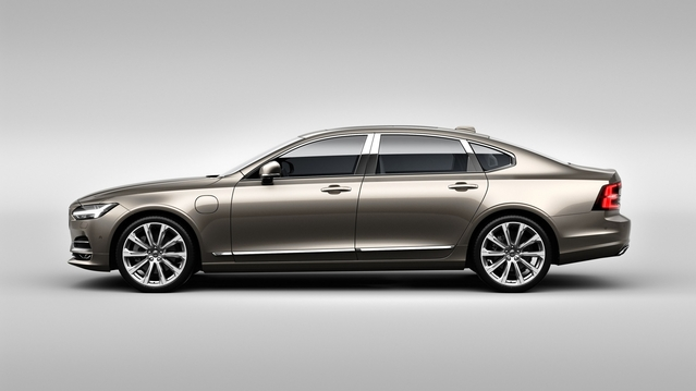 Volvo S90 Exellence : l'ultra luxe pour les Chinois