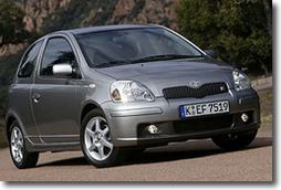 Toyota Yaris : peu de défaut pour les internautes