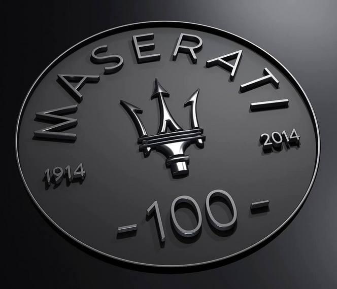 Maserati fêtera ses 100 ans en 2014
