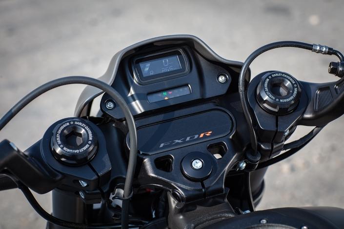 Essai - Harley Davidson FXDR 114: chère Amérique