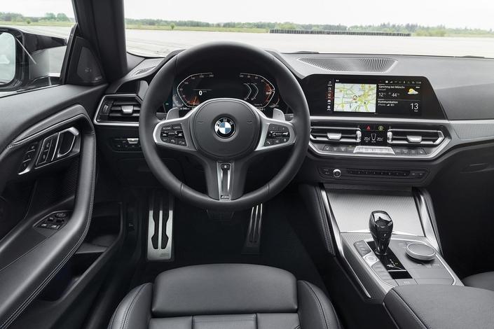 BMW presenta el nuevo Serie 2 Coupé