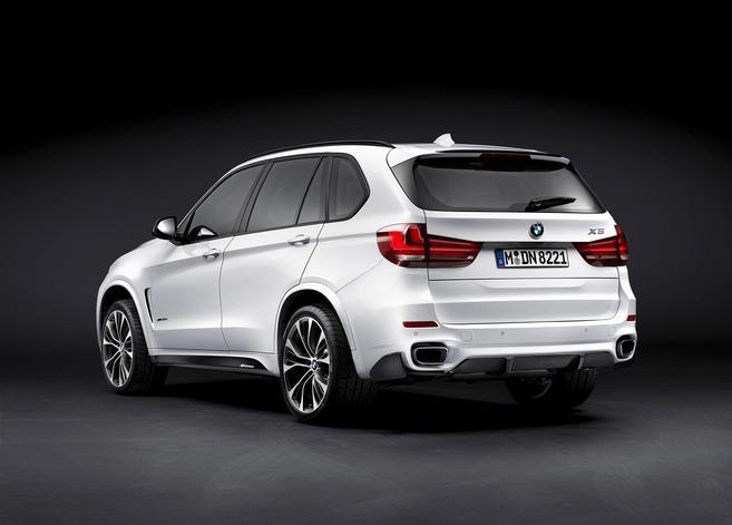 Les BMW X5 et Série 2 reçoivent le traitement M Performance