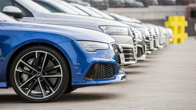 Les joueurs du FC Barcelone ont choisi leur Audi, en grande majorité des SUV