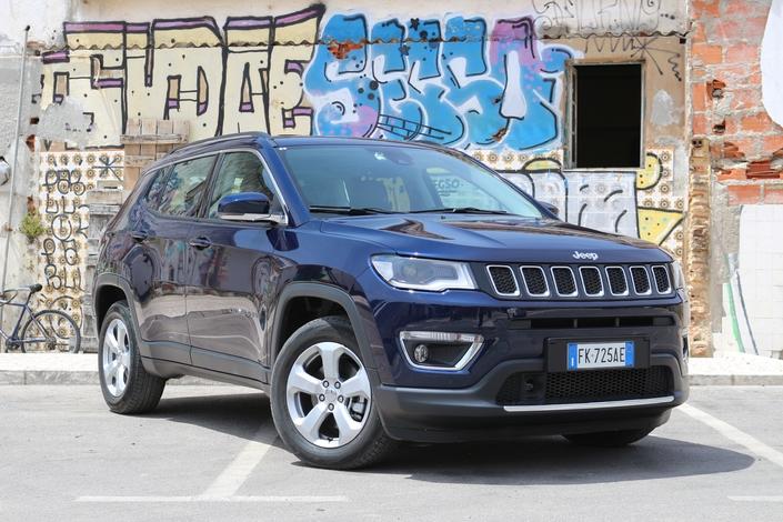 Essai vidéo - Jeep Compass 2 (2017) : déboussolé