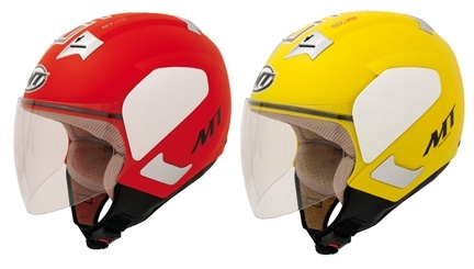 Casque Jet :  MT Demi-Jet City Seven CS 20