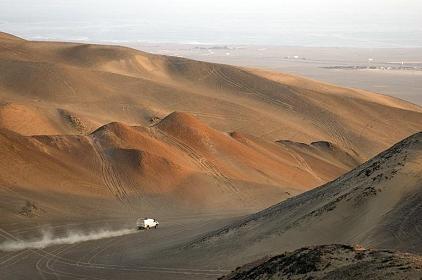 Nouvelles reconnaissances du Dakar, que du rêve !