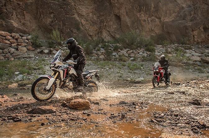 Les trails Honda ont leur festival: l'Africa twin Festival (du 23 au 25 juin)