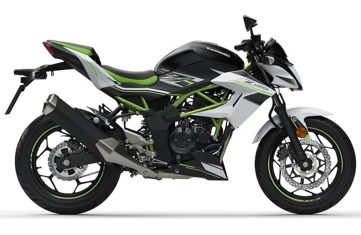 Mondial de Paris - Kawasaki Ninja 125 ou Z125