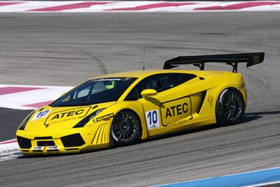 Nouvelle Lamborghini Gallardo GT2: Le développement se poursuit