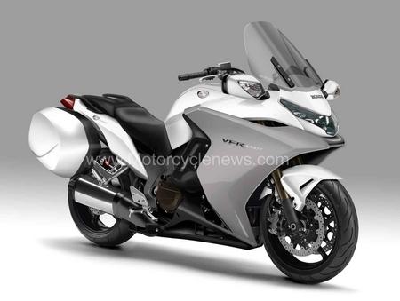 Honda VFR 1200T Pan European 2010 : Le plein de technologies