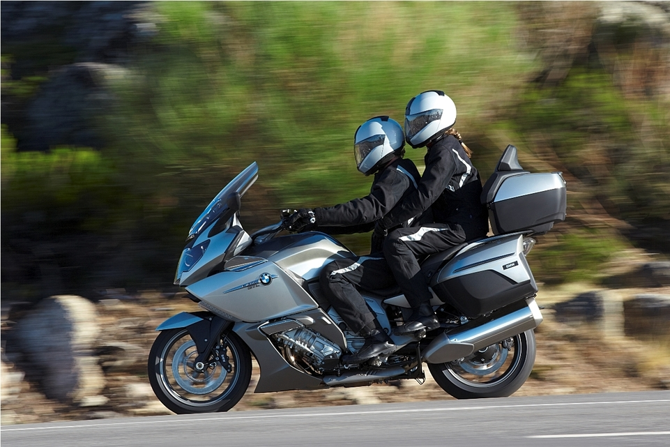 BMW K 1600GT et GTL 2011 : Tarifs et disponibilité...