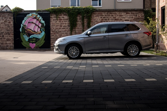 Essai vidéo - Mitsubishi Outlander PHEV (2019): une petite rallonge