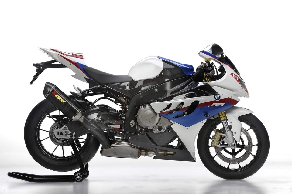 BMW S 1000RR Superstock Limited Edition : Dispo en mars 2011... en Italie !!