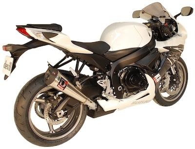 Devil dégaine déjà pour la GSX'R 600 2011... deux fois.