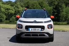 Citroën C3 Aircross.