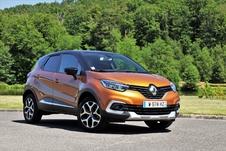 La Renault Captur.