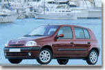 Duel : Renault Clio contre Peugeot 206