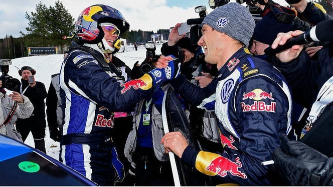WRC Suède : Ogier l'emporte au prix d'une remontée fantastique