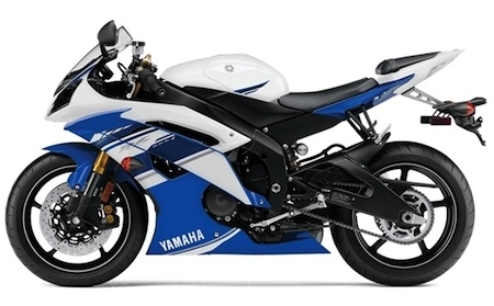 Nouveauté 2014: Yamaha R6