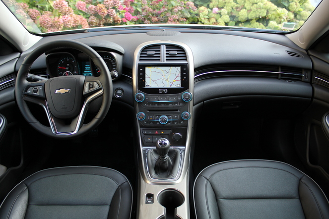 Essai vidéo - Chevrolet Malibu : presque l'Amérique !