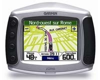 Garmin présente le Zumo 500 Deluxe et 550