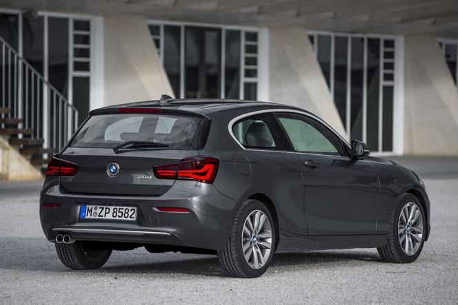 Salon de Genève 2015 - BMW Série 1 restylée : inespérée !