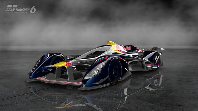 Gran Turismo 6 : Red Bull X2014, le retour